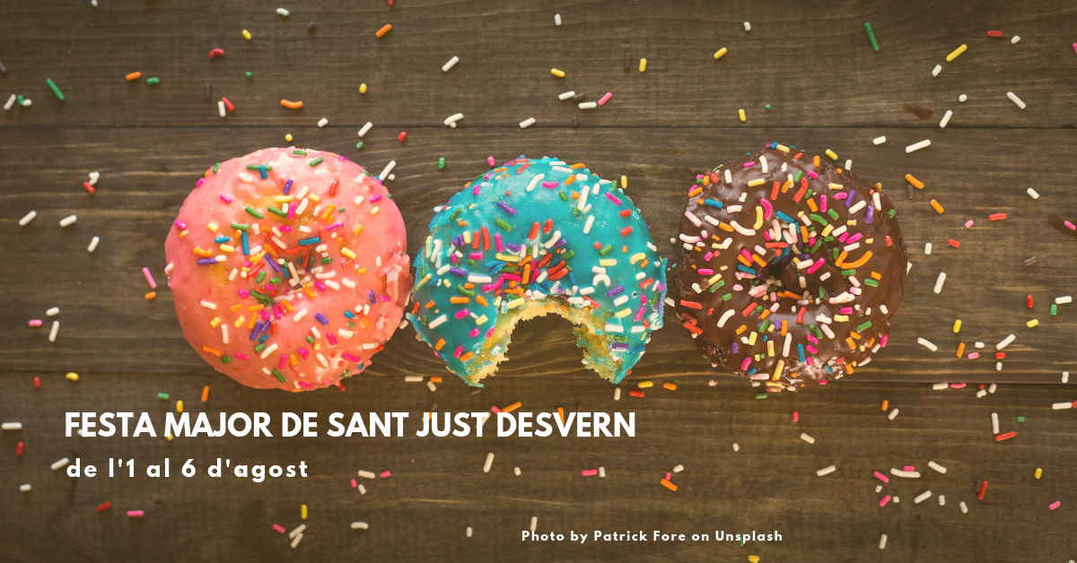 Festa Major de Sant Just Desvern